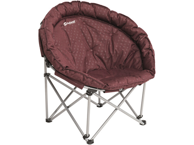 Outwell Casilda Chaise, claret